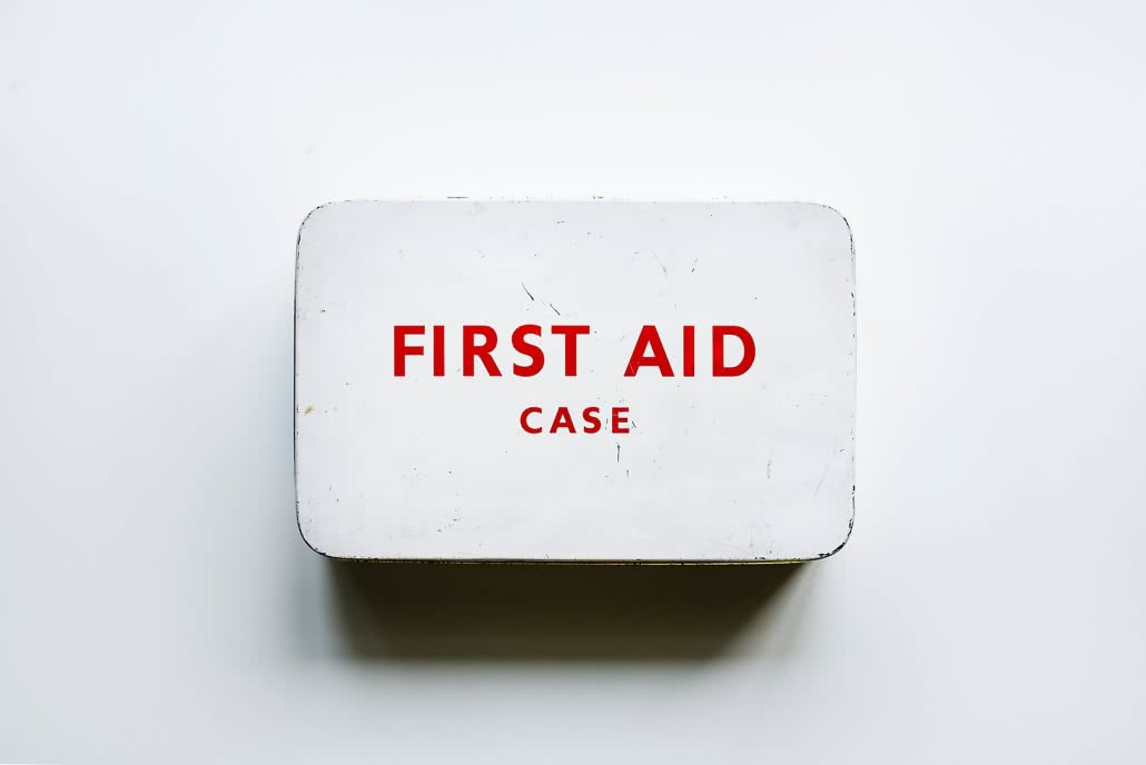 Emergency First Aid Kit Vancouver