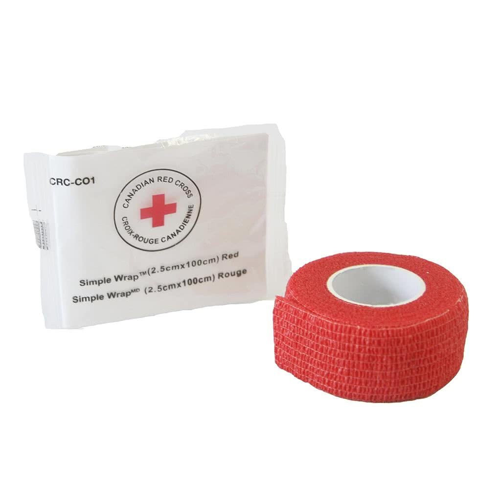 Simple Wrap for First Aid kits