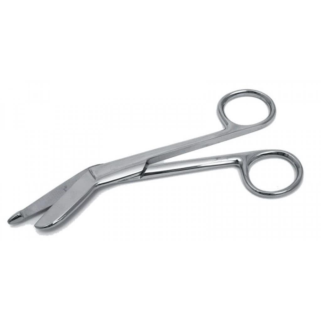 stainless steel bandage scissors