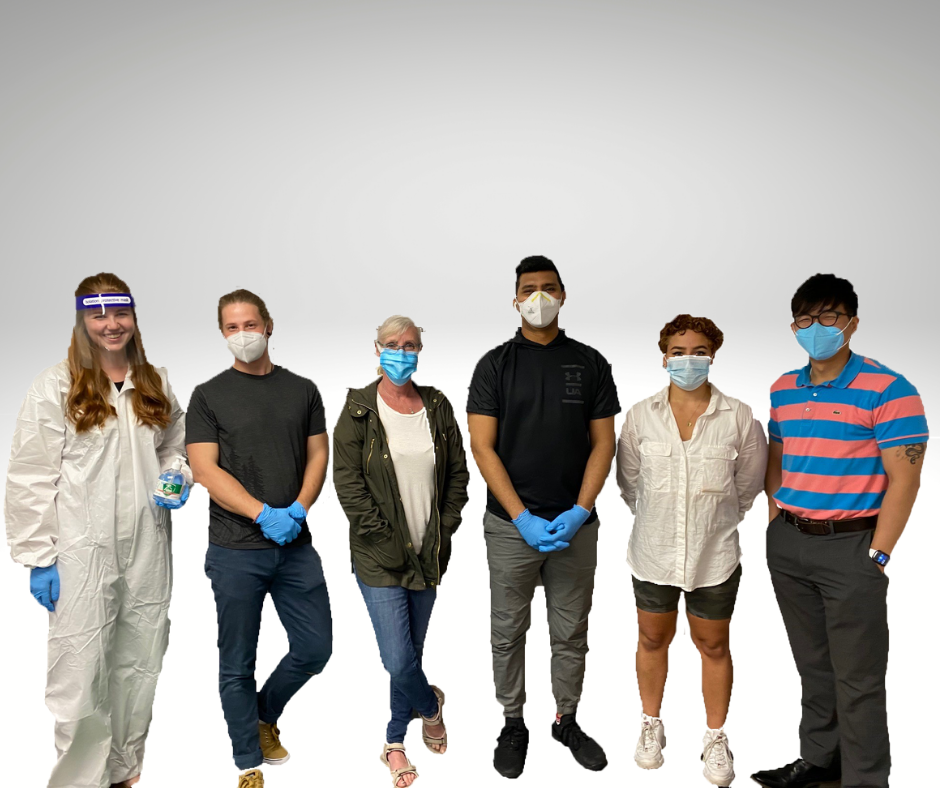 PPE Examples Essential Workers