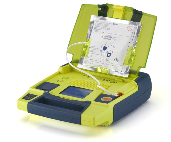 Powerheart G3 Plus Fully-Automatic AED image