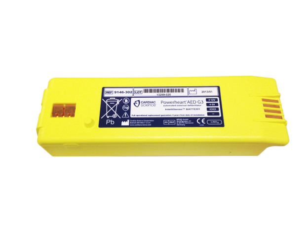 Intellisense Battery for Powerheart G3 AED image