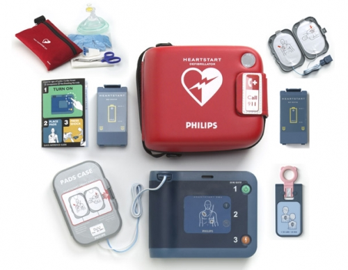 Philips FRx Ready pack with child key  image