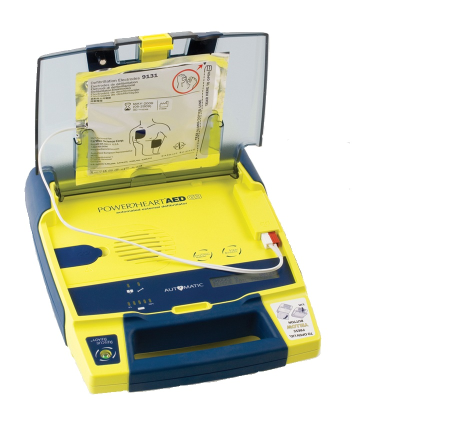 Powerheart G3 Plus Semi-Automatic AED image