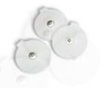 ECG Electrodes.  3 ECG electrodes/pouch (200 pouch image