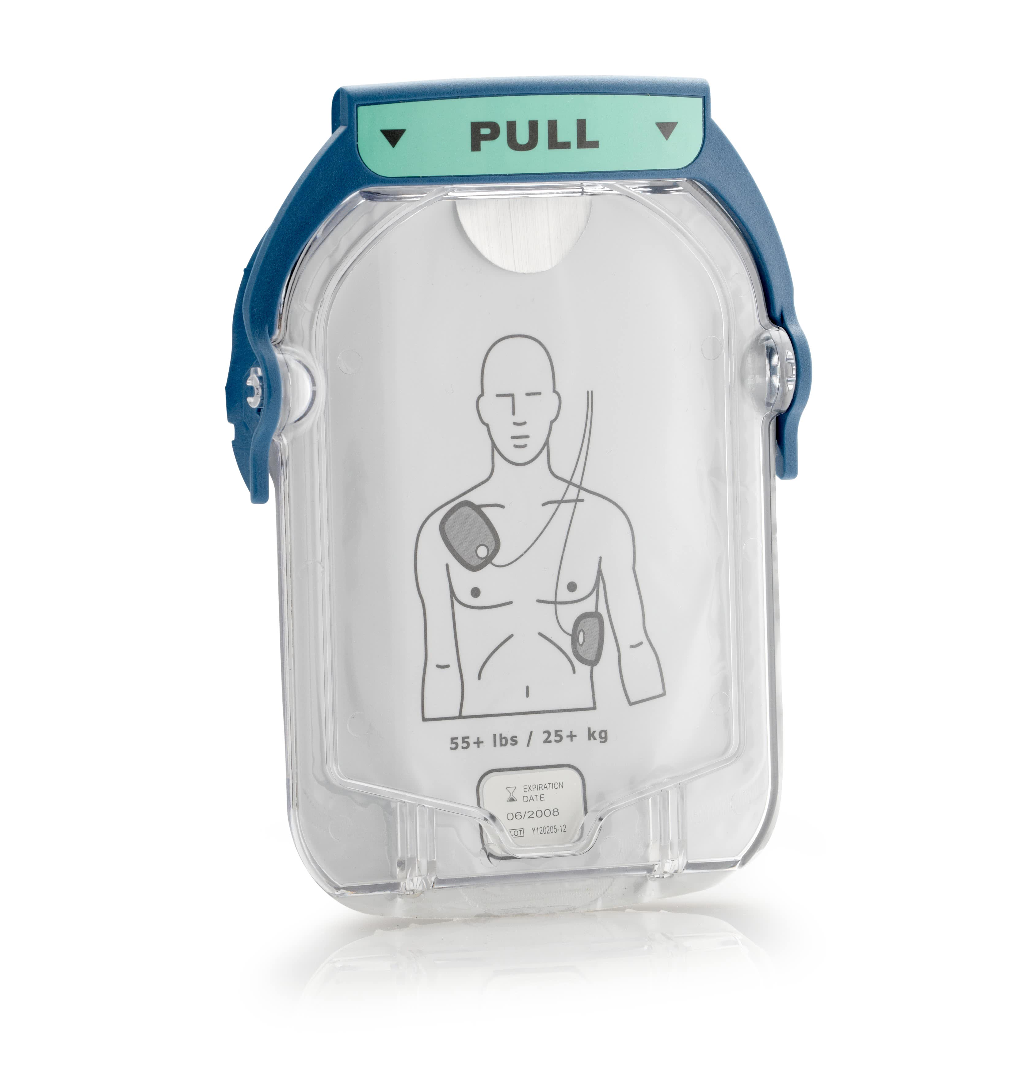 Onsite AED with Ready Pack in Cabinet image