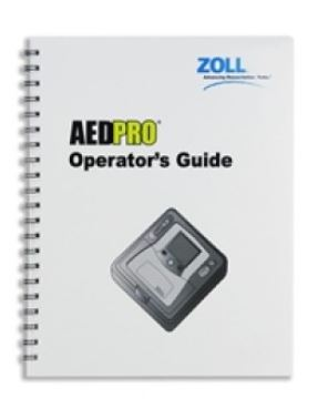 ZOLL® AED Pro® Operator\'s Guide image