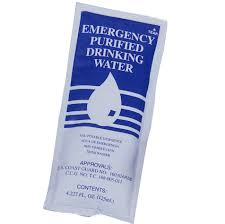 Emergency Drinking Water - 125 mL image