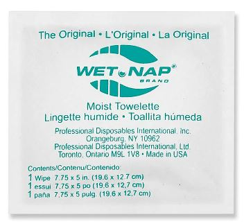 Moist Towelettes (Case of 1,000) image