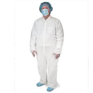 Disposable Coveralls image