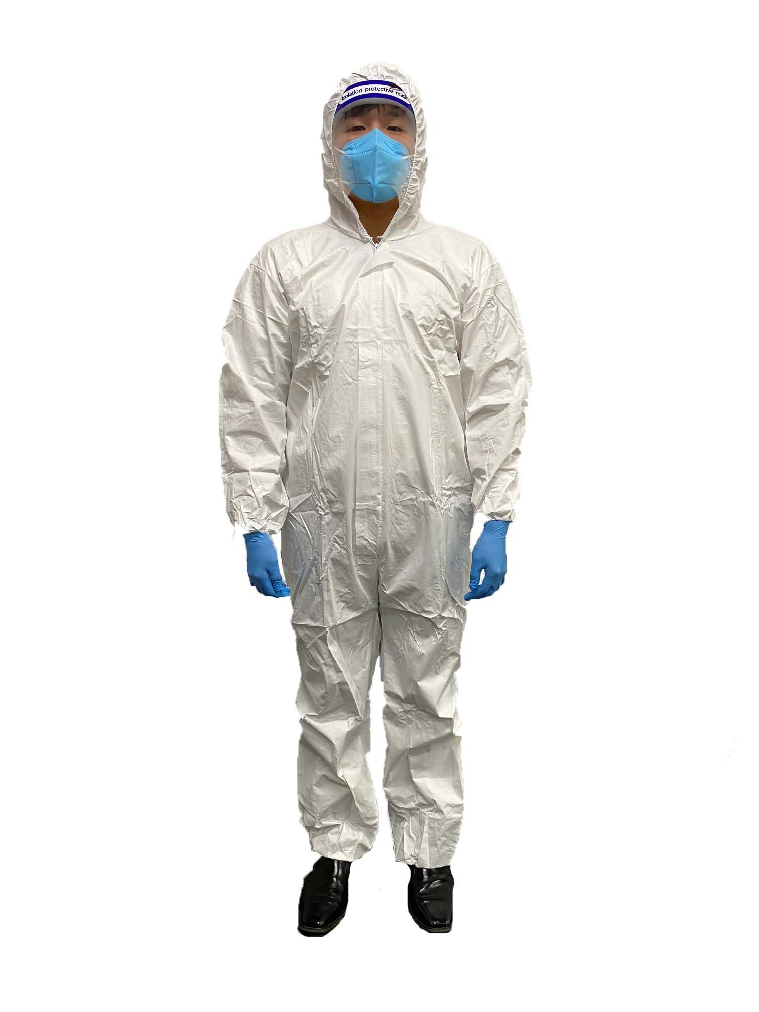 Isolation Suit - Large (Case of 25) image