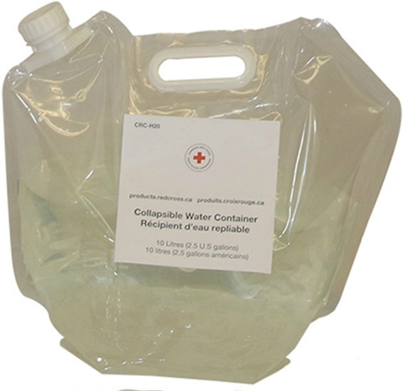 Collapsible Water Container - 10 L image