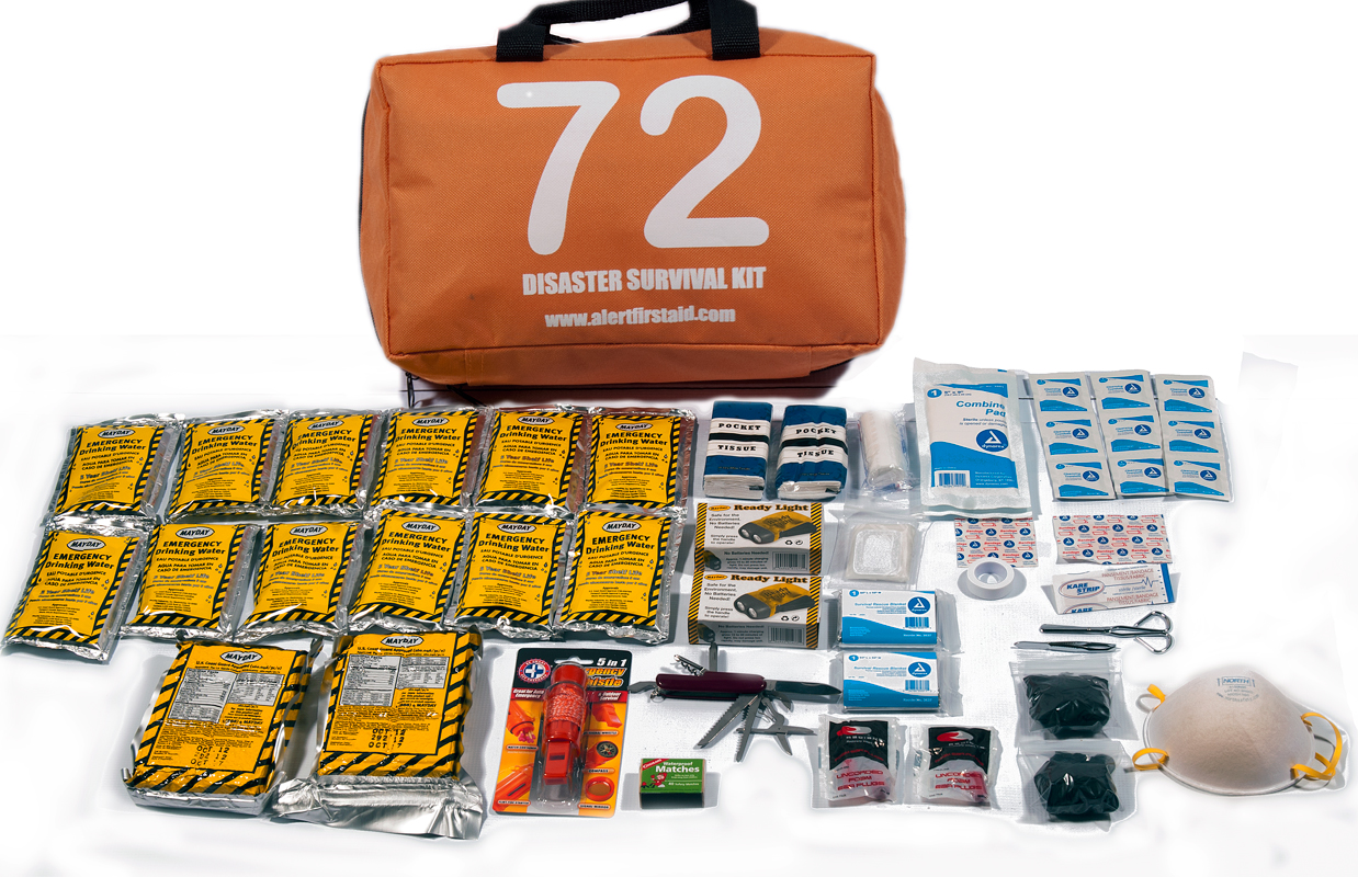 2 Person 72 Hour Emergency Preparedness Kit image