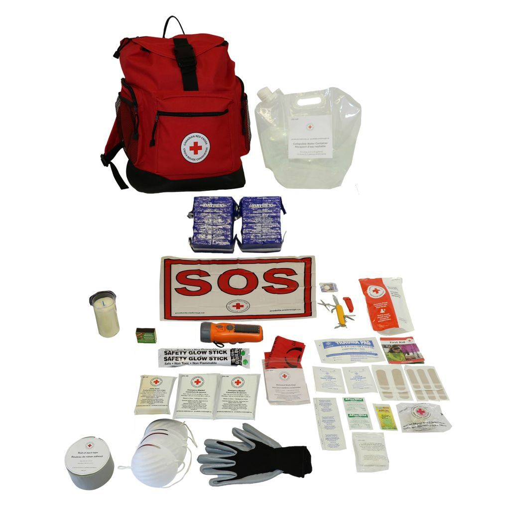 Basic Disaster Preparedness Kit - 2 Person image