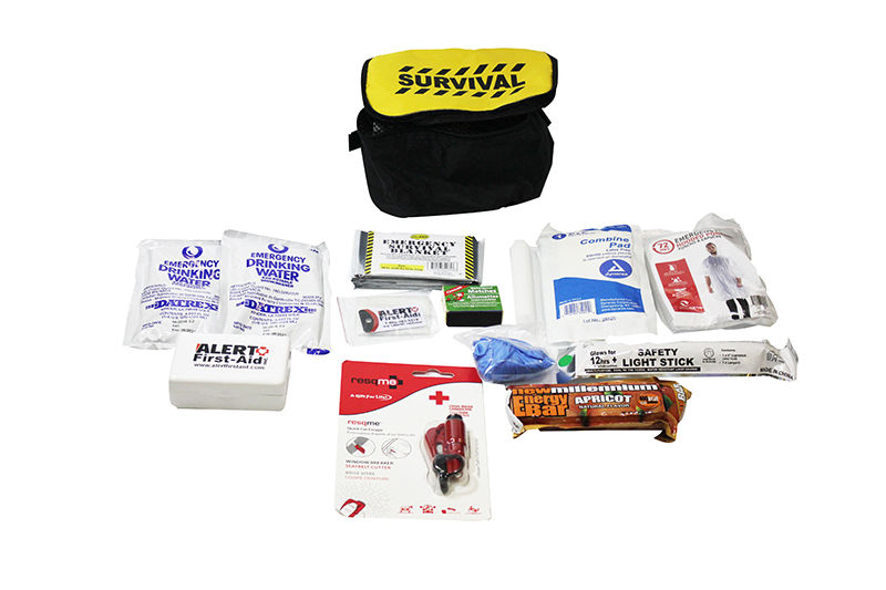 Mini Survival Kit with RESQME (1 person) image