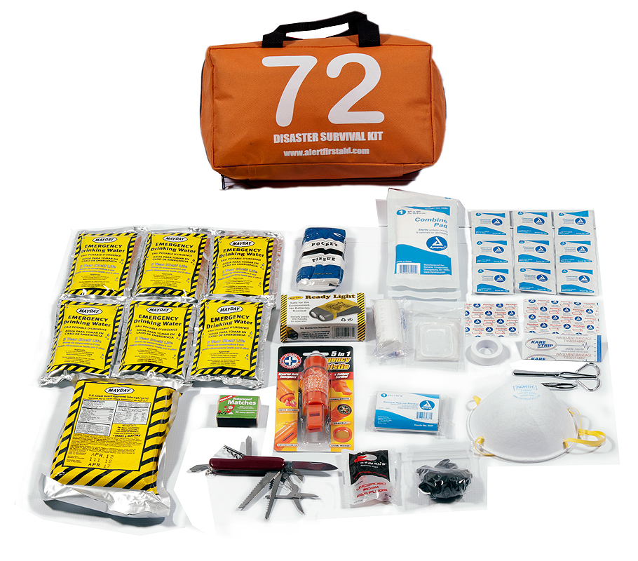 1 Person 72 Hour Emergency Preparedness Kit image