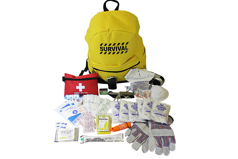 Deluxe Survival Kit (1 person) image