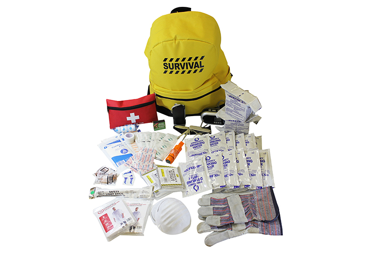 Deluxe Survival Kit (2 person) image