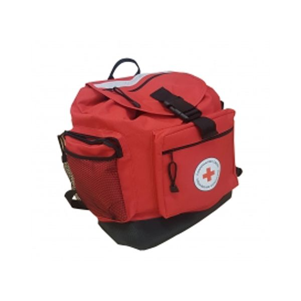 Empty Disaster Preparedness Backpack image
