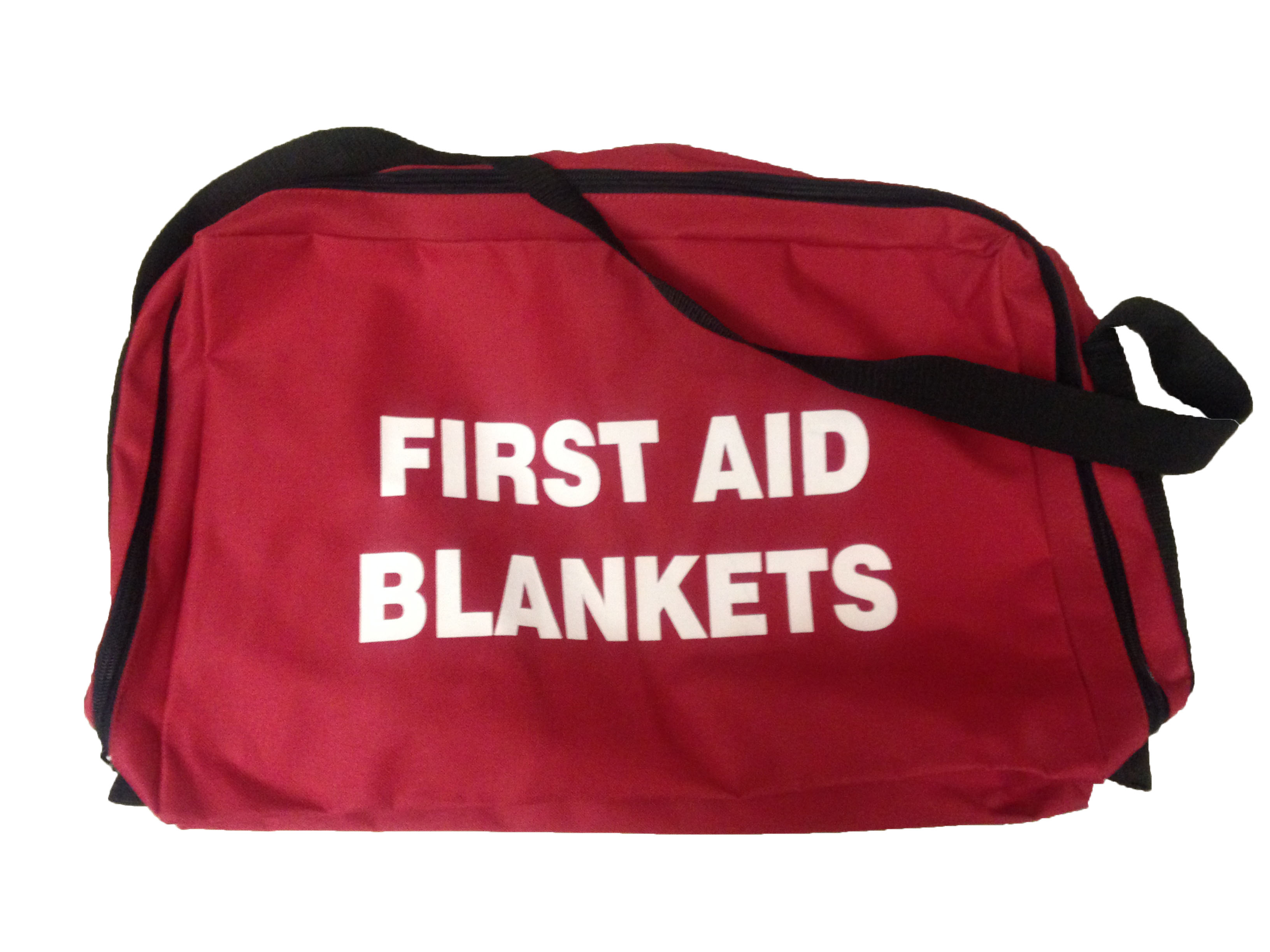 First Aid Blanket Bag image