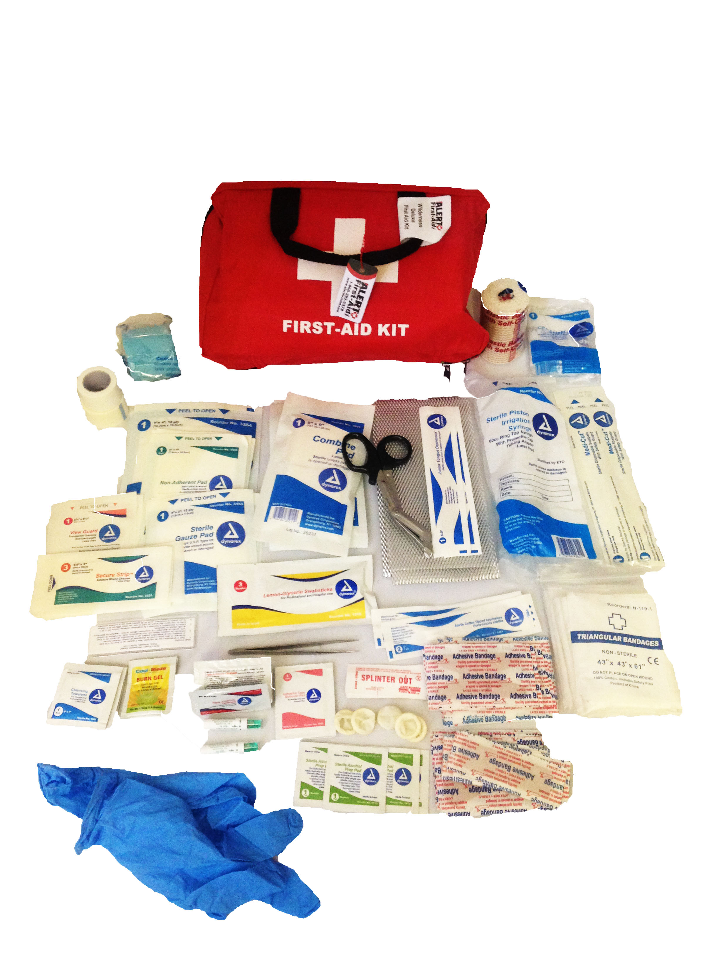 Wilderness Deluxe First Aid Kit image