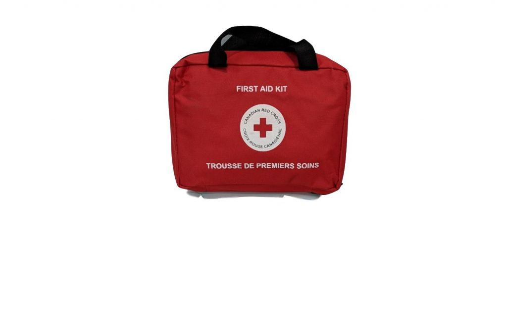 Medium First Aid Bag (Empty) with CRC LOGO image