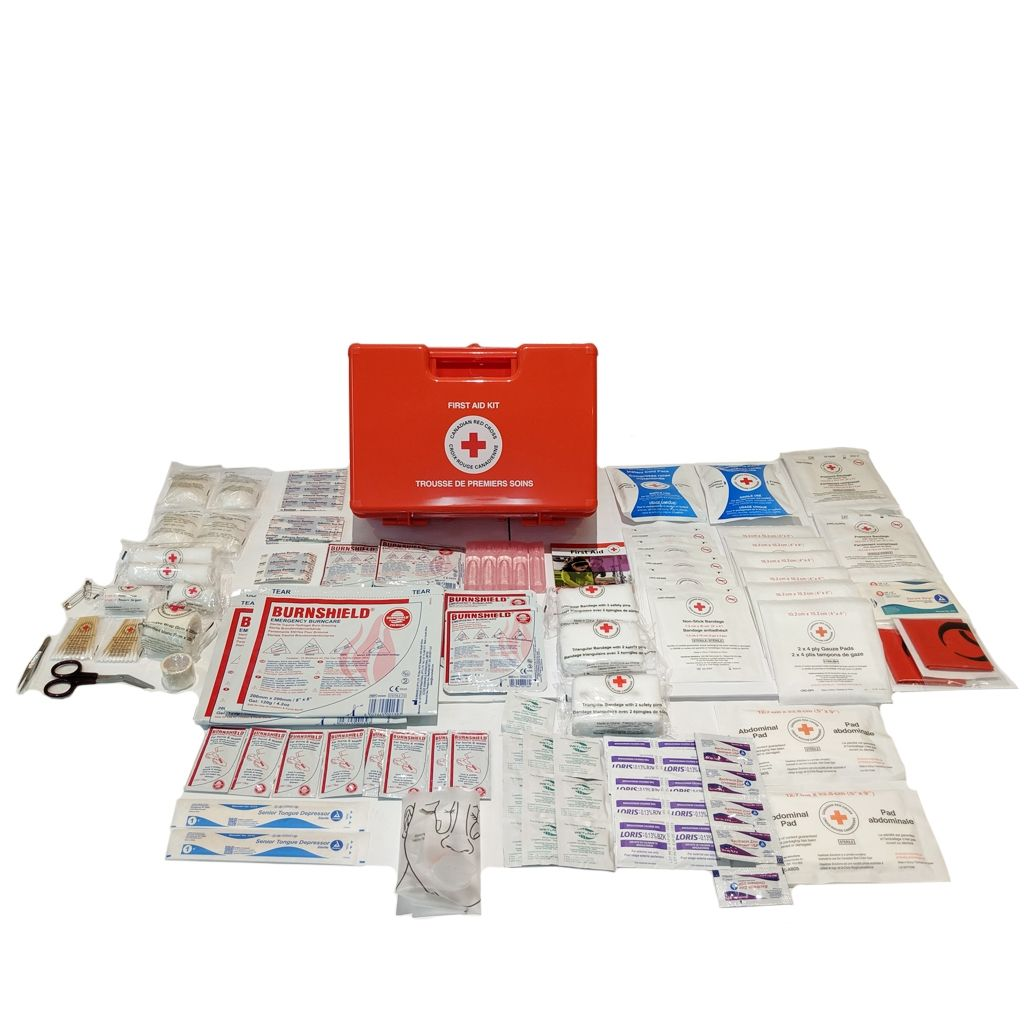 Basic Kitchen First Aid Kit image