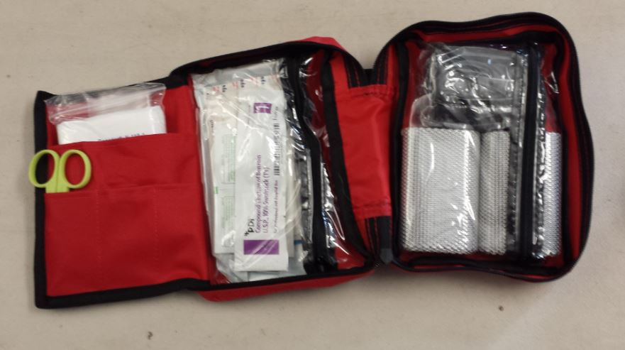Climbers First-aid Kit image