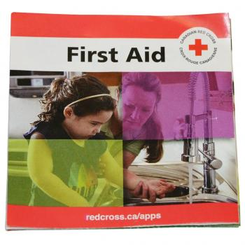 Personal First Aid Kit In Nylon Bag image