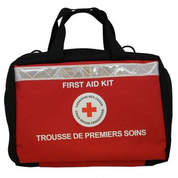 Canadian Red Cross Basic First Aid Kit image
