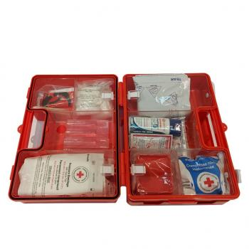 Canadian Red Cross Burn Kit - ABS Box image