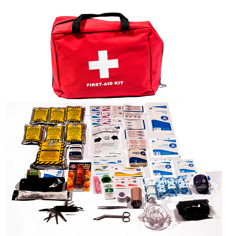 Grab and Go First-Aid Kit  image