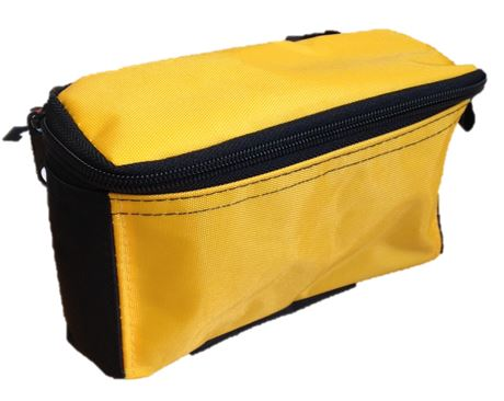 Yellow Belt Loop Bag image