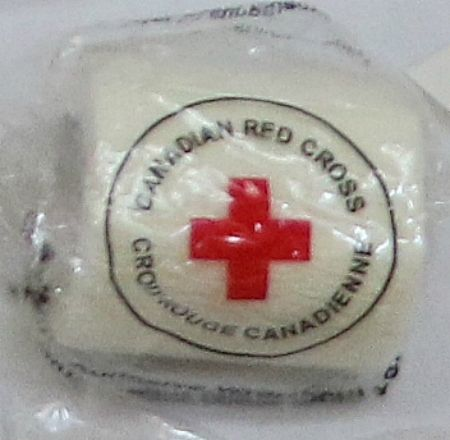 RED CROSS COHESIVE WRAP 2 INCH - WHITE image