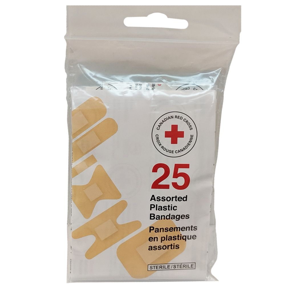 Assorted Bandages (Bag of 25) image