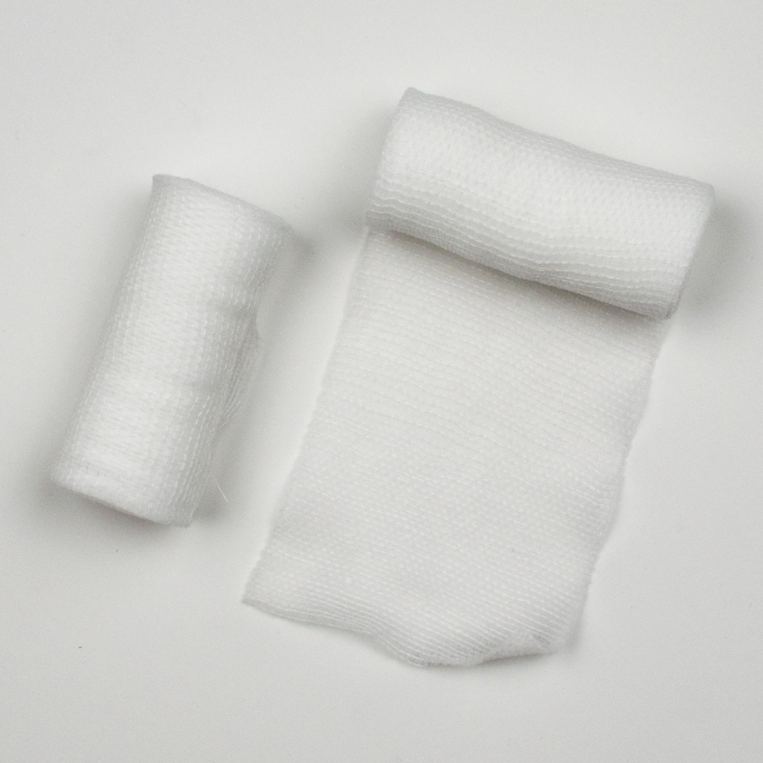 3 Inch Non Sterile Roller Gauze image