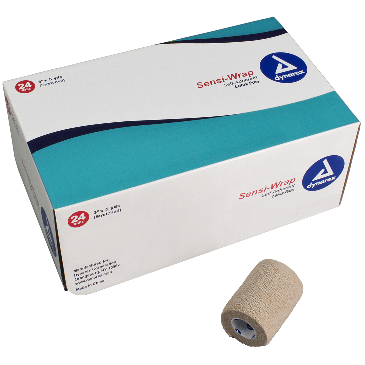 3 Inch Latex Free Sensi-Wrap: Single Roll image