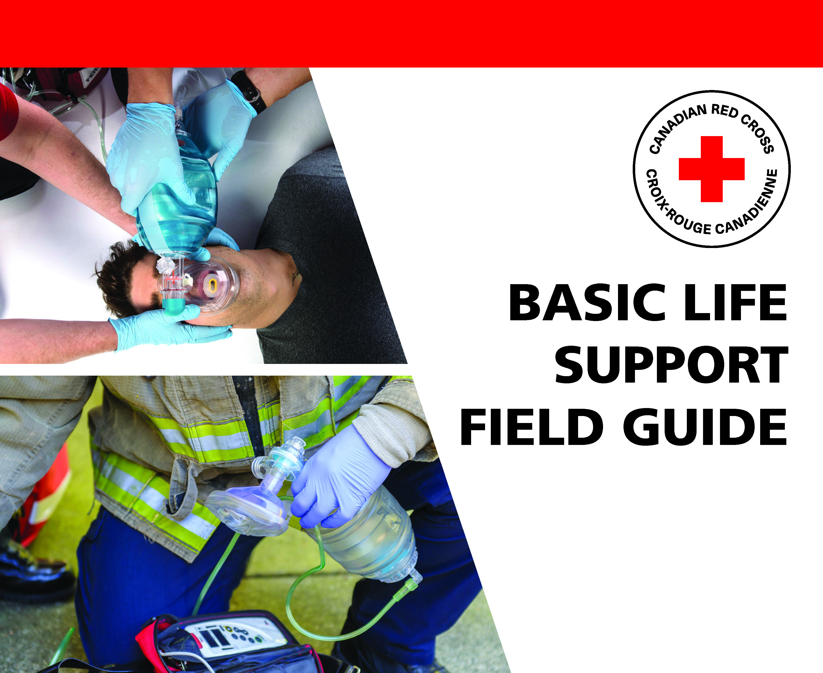 Basic Life Support Field Guide (English) image