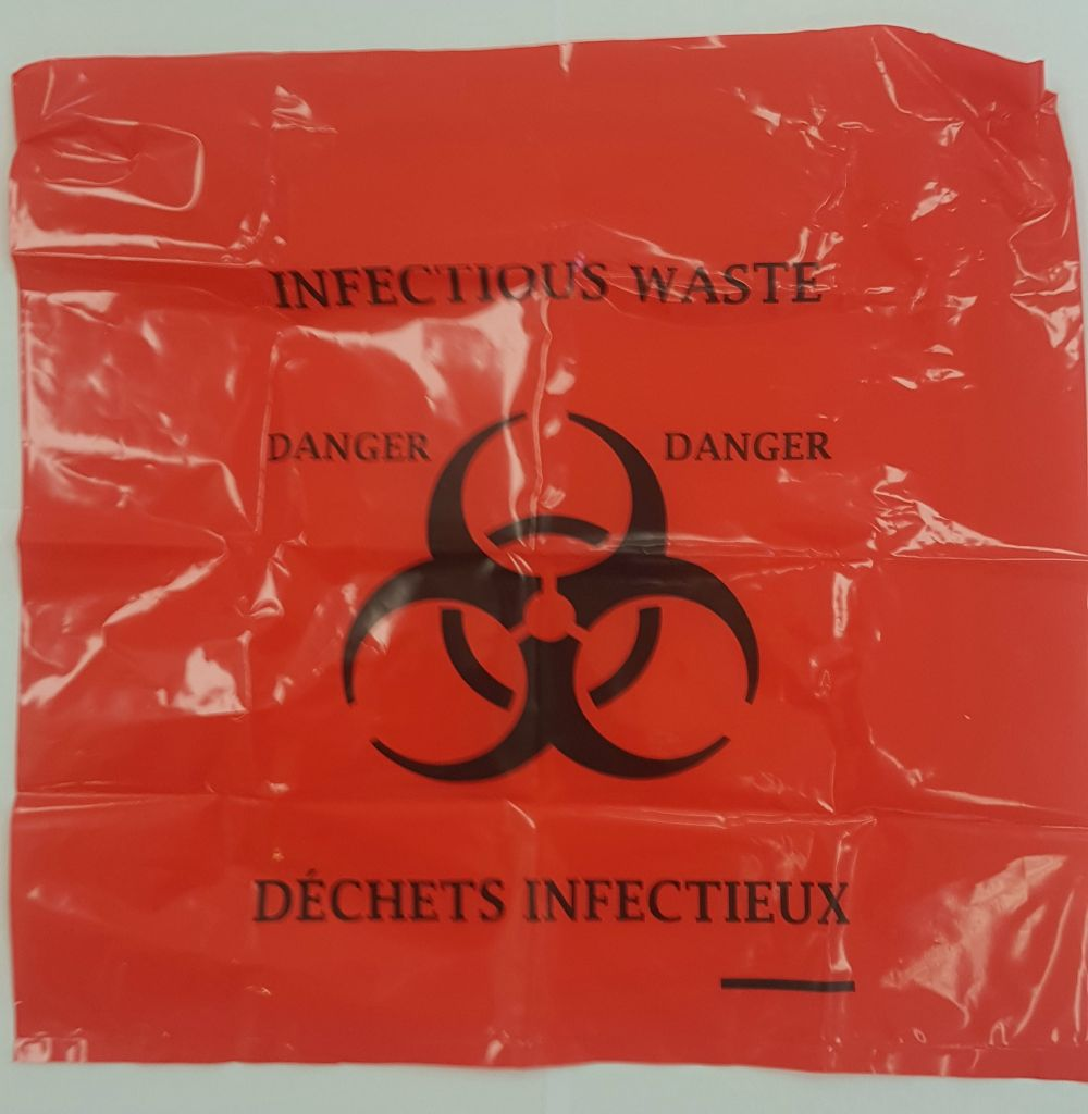 Bio Hazard Bag image