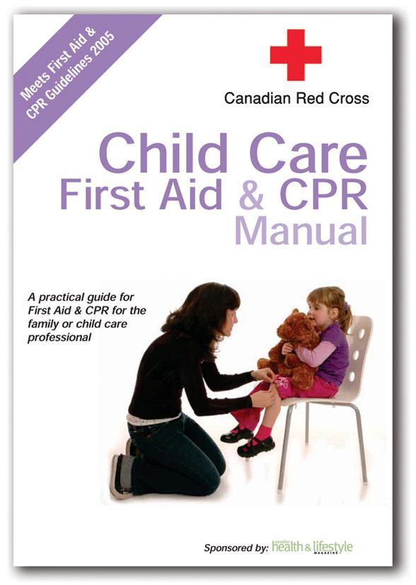 Emergency Childcare First-Aid Manual image