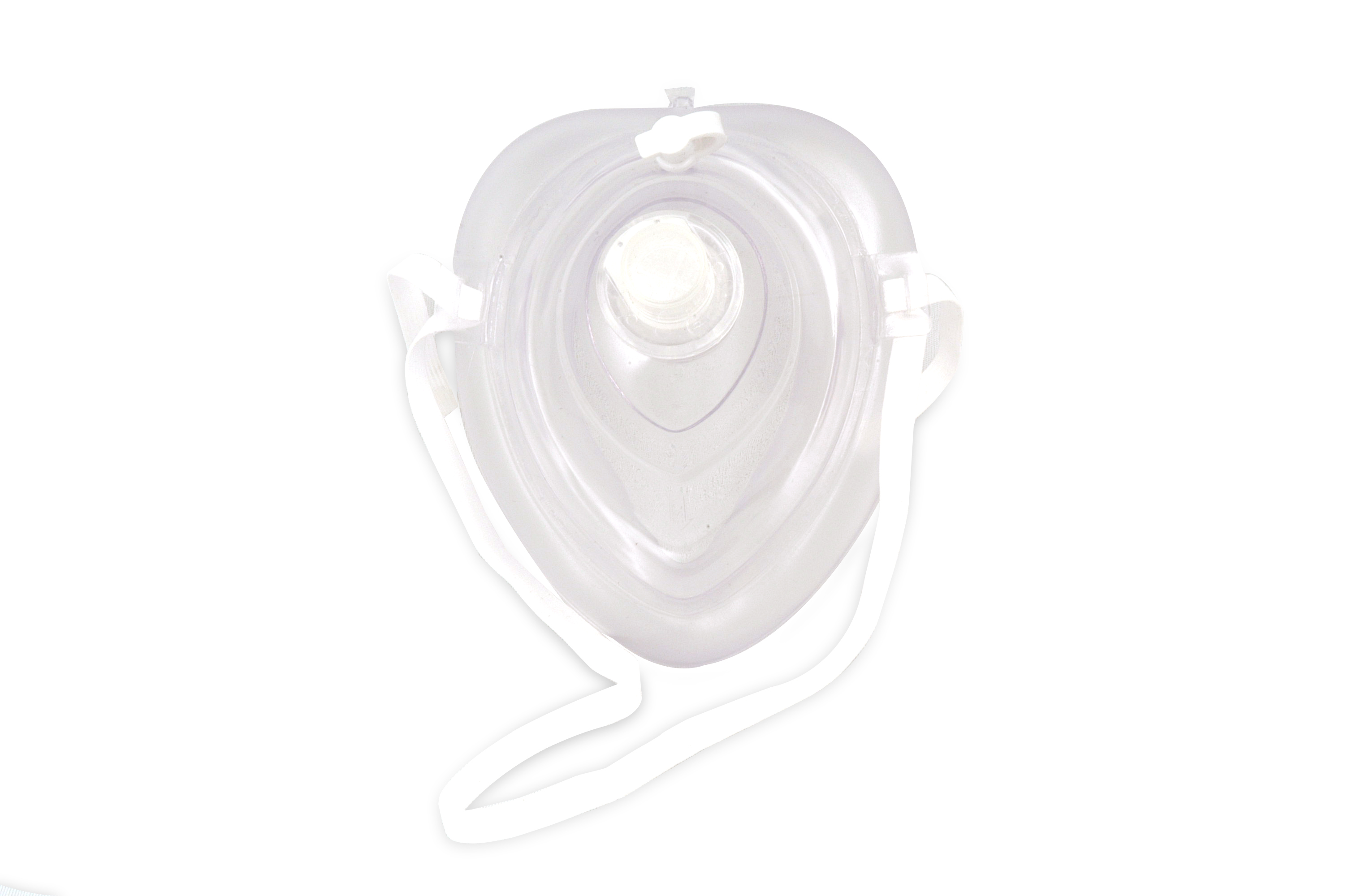 CPR Pocket Mask with O2 Inlet image