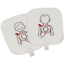 Prestan AED Trainer Child Replacement Pads image