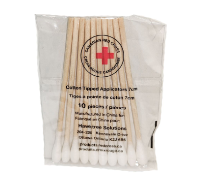 Cotton Tip Applicators (bag of 10) image