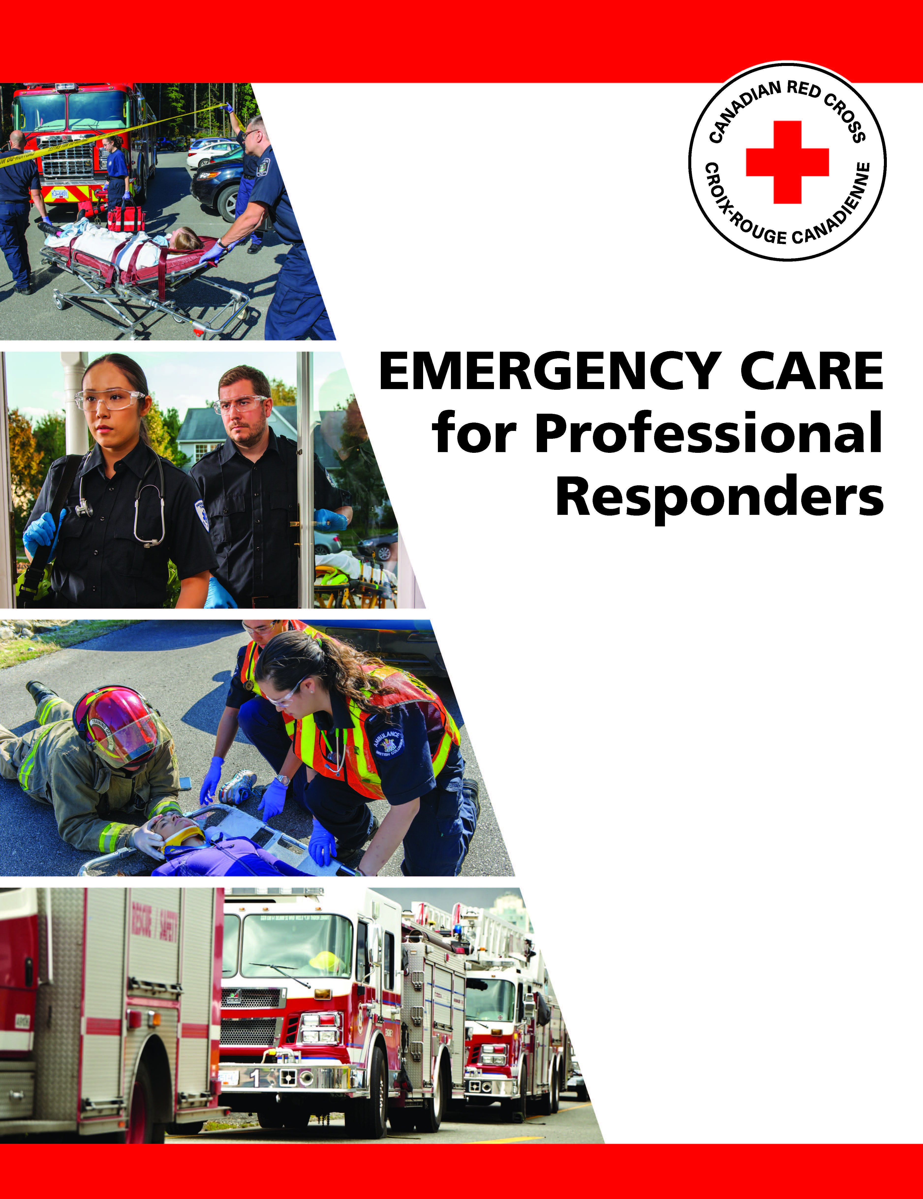 Emergency Care for Professional Responders image