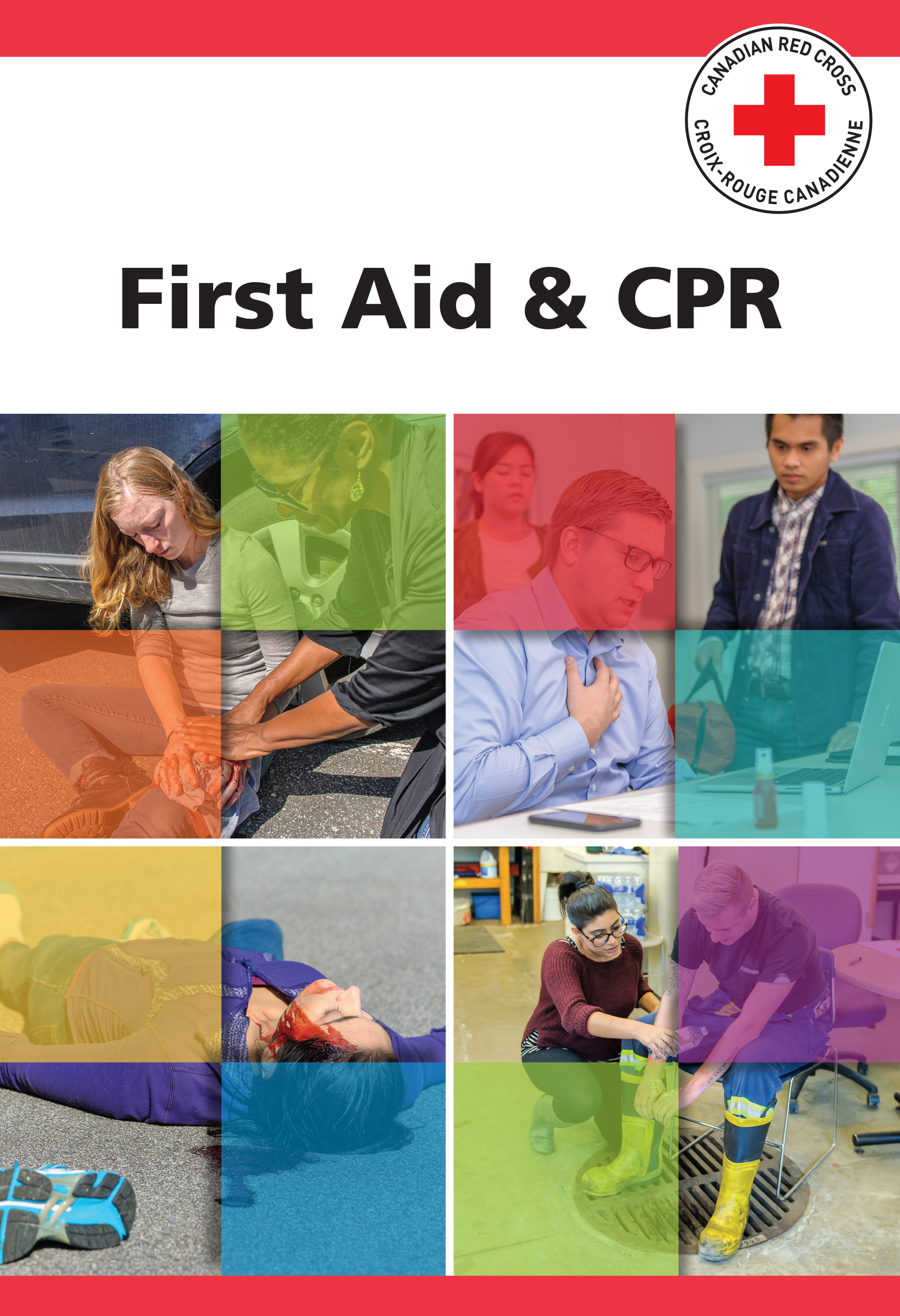 Red Cross CPR and First-Aid Manual image