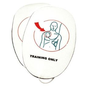 Mini AED Trainer Adult Replacement Pads image