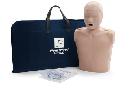 Prestan Child CPR Manikin With CPR Monitor image