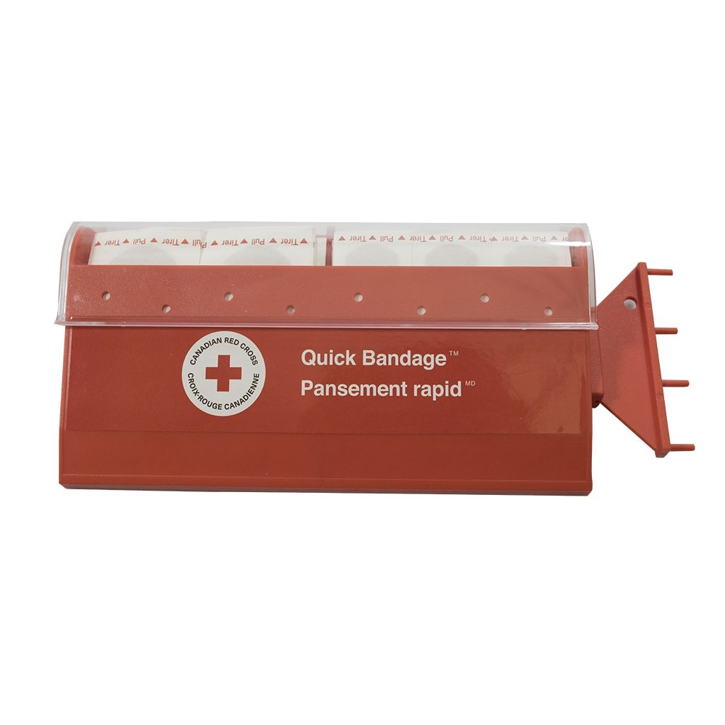 Canadian Red Cross Quick Bandage Dispenser image