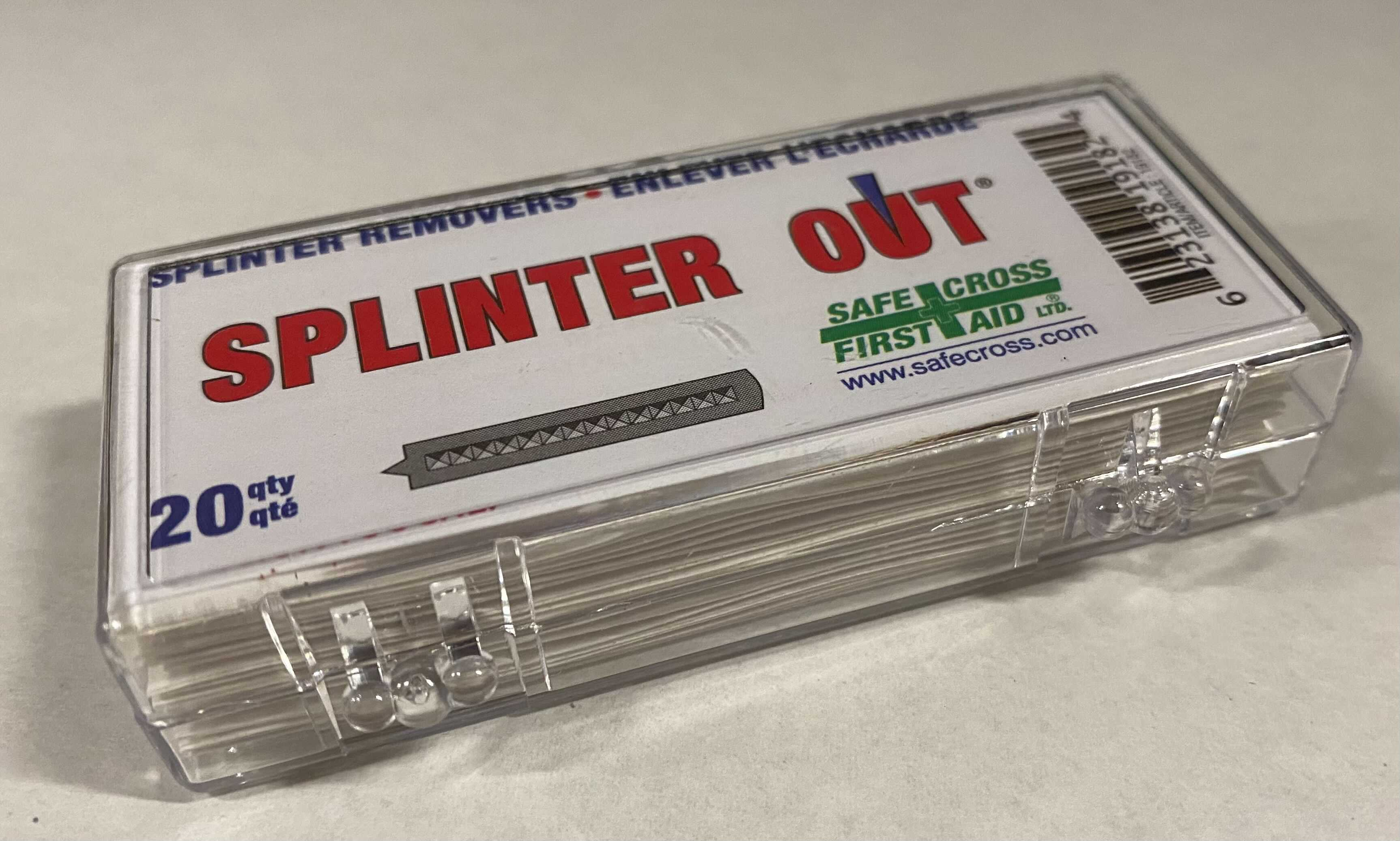 Splinter-Out (Box of 20) image