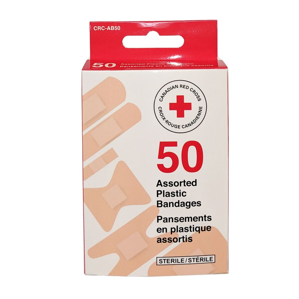 Assorted Bandages (Box of 50) image